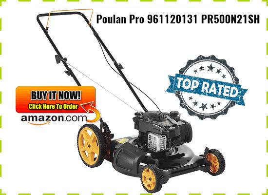 Poulan Pro PR500N21SH Review