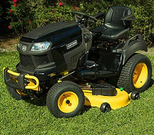 Ride on Lawn Movers for Big Yards