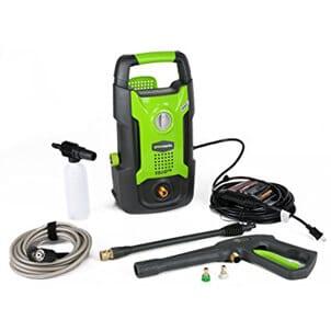 GreenWorks GPW1501 13 amp 1500 PSI 1.2 GPM