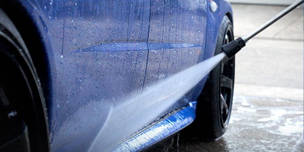 Pressure Washer for Cars