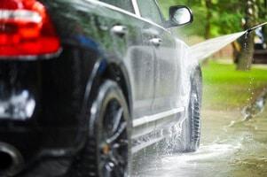 pressure washer car wash