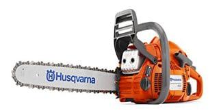 Husqvarna 450 18-Inch 50.2cc X-Torq 2-Cycle Gas Powered Chain Saw