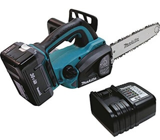 Makita HCU02C1 36V LXT Lithium-Ion Cordless Chain Saw Kit