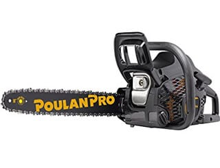 Poulan Pro PR4218 Handheld Gas Chainsaw, 18″