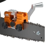Timberline Chainsaw Sharpener with 3 16 inch Carbide Cutter