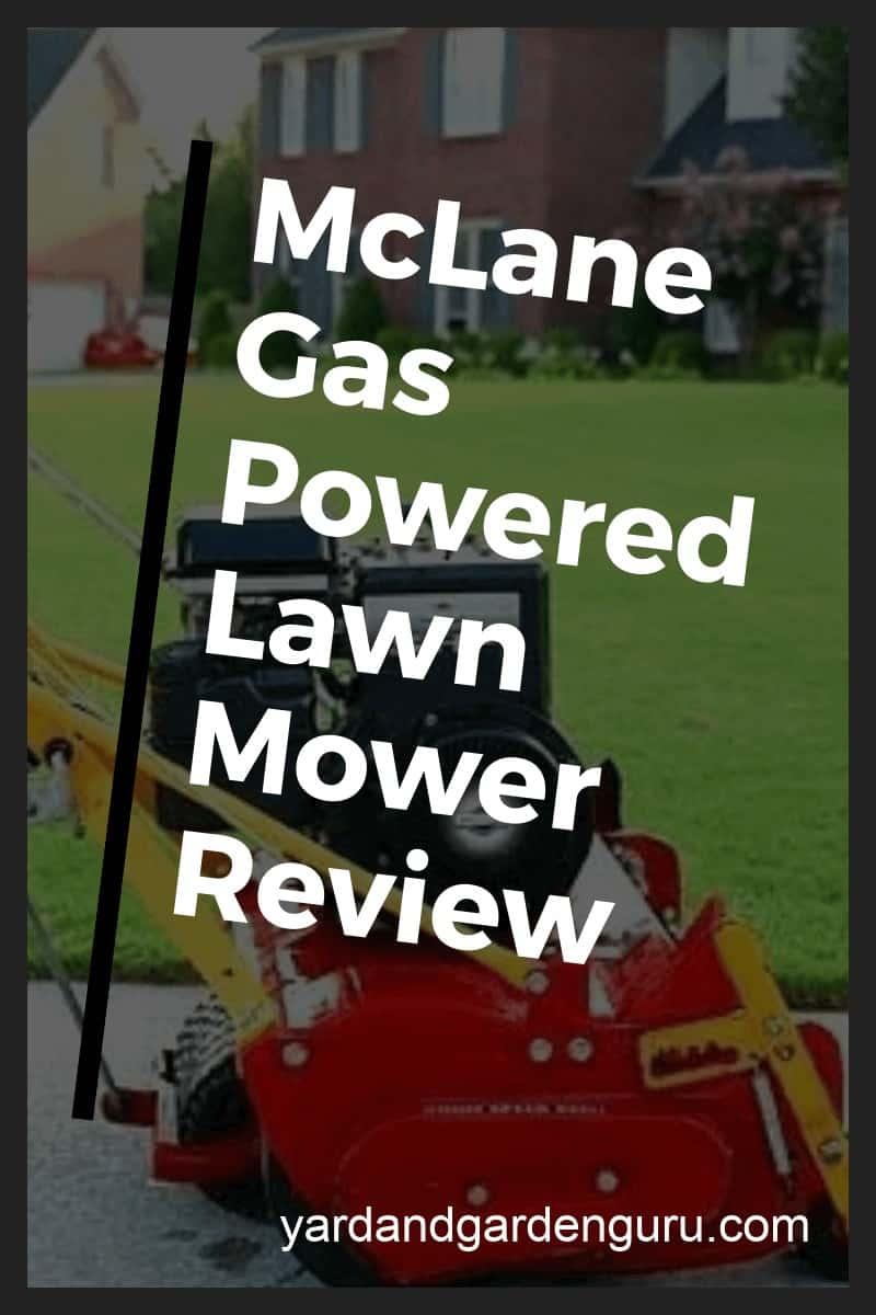 mclane lawn mower parts online