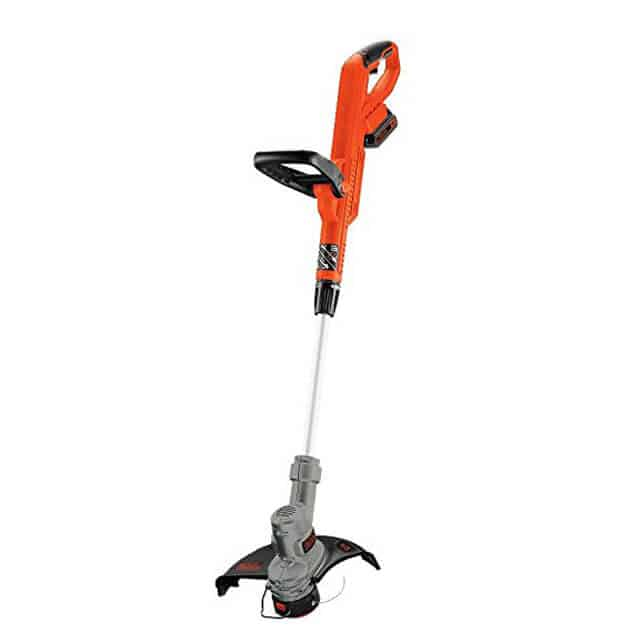 BLACK+DECKER LST300 12-Inch Lithium Trimmer and Edger