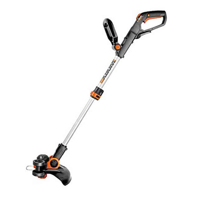 Worx WG163 GT 3.0 20V Cordless Grass TrimmerEdger with Command Feed