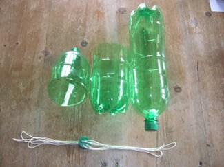 Self Watering Planter Materials