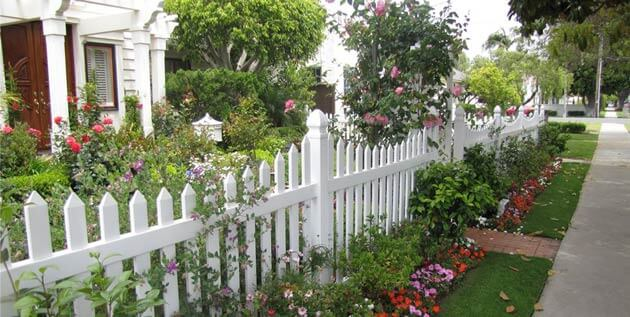 Porches or Fencing