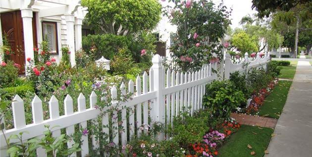 Porches or Fencing