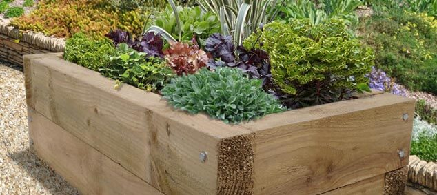 raised beds benefits