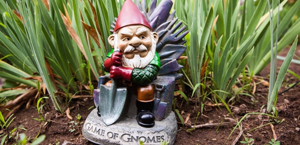Gnome garden decoration ideas