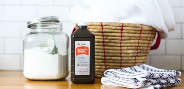 hydrogen peroxide for Laundry