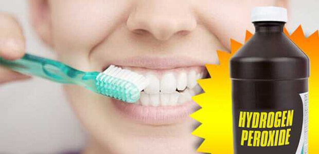 hydrogen peroxide for Tooth Whitening