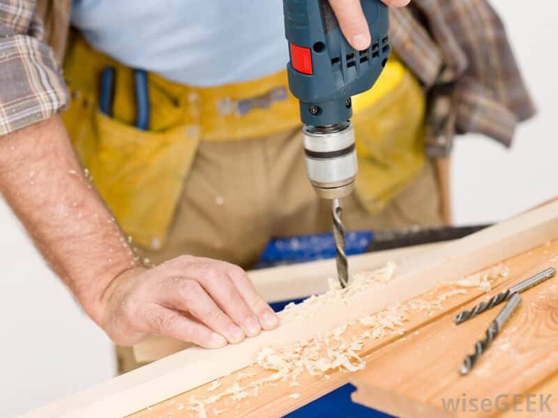 Electric Drills for your wood working project