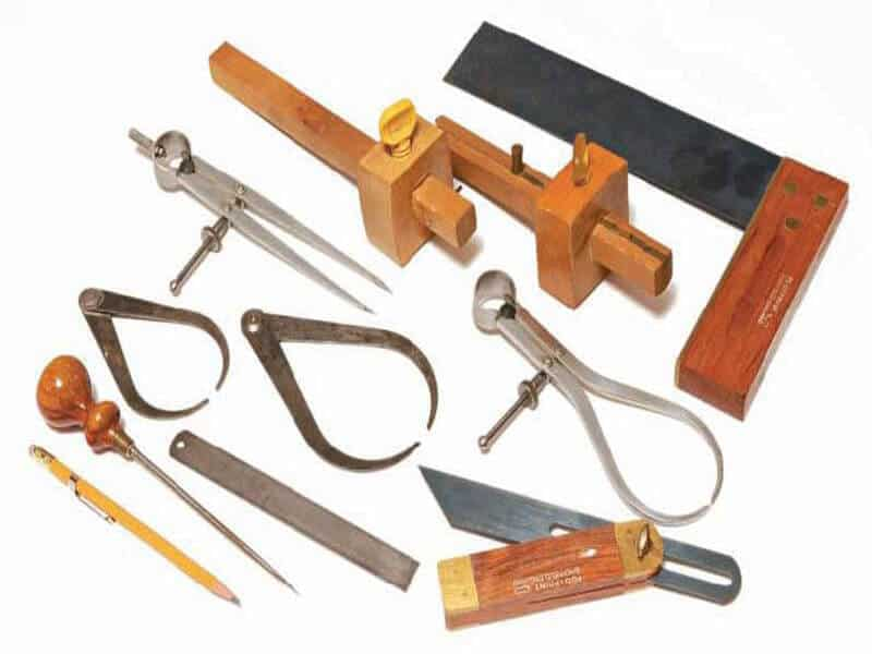 Marking Equipment for woodworking