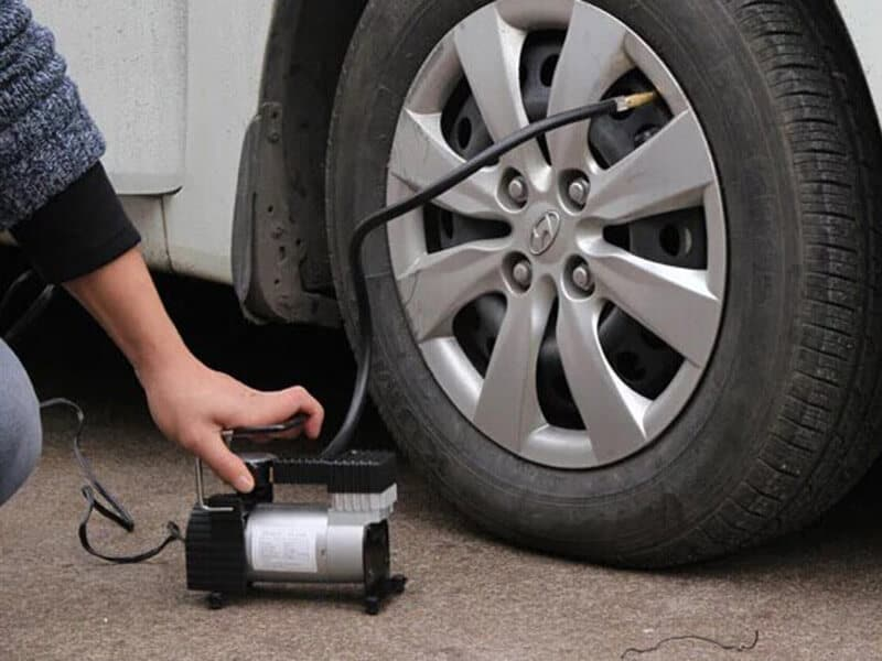 Uses of Portable Air Compressor