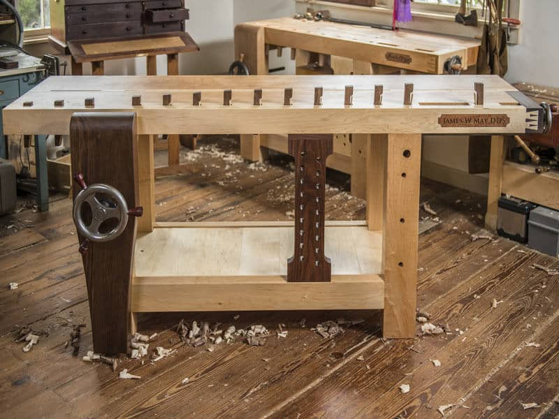 Workbench for your woodworking