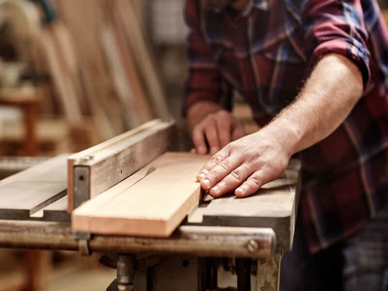 learn the basics of woodworking