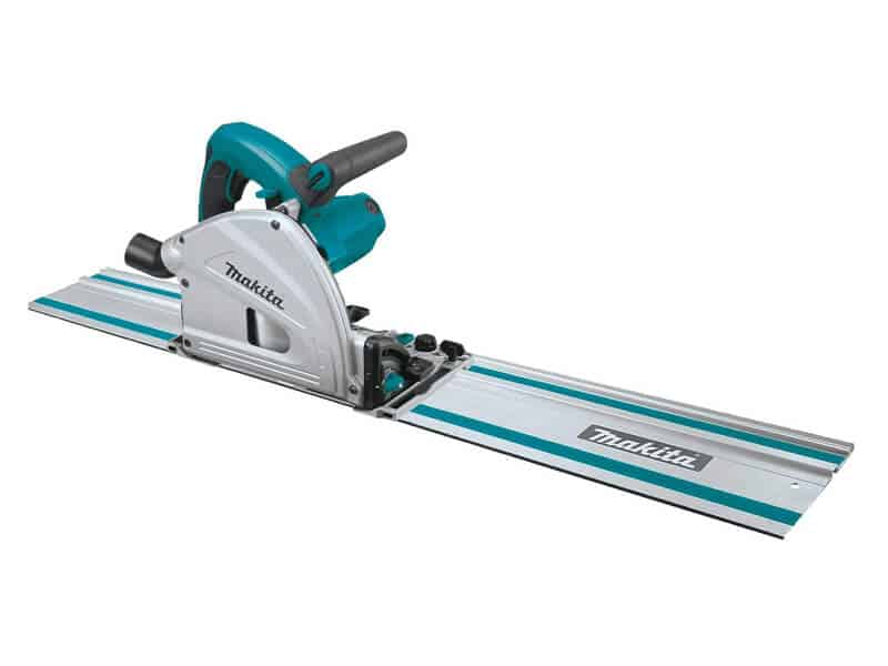 Makita SP6000J1 6-1-2-Inch Plunge Circular Saw with Guide Rail
