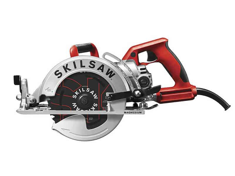 SKILSAW SPT77WML-01 15-Amp 7-1-4-Inch Lightweight Worm Drive Circular Saw