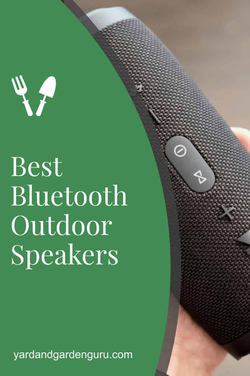 Best Bluetooth Outdoor Speakers