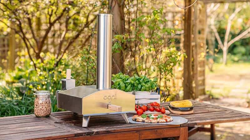 Best Outdoor Pizza Oven Ooni 3 Outdoor Pizza Oven