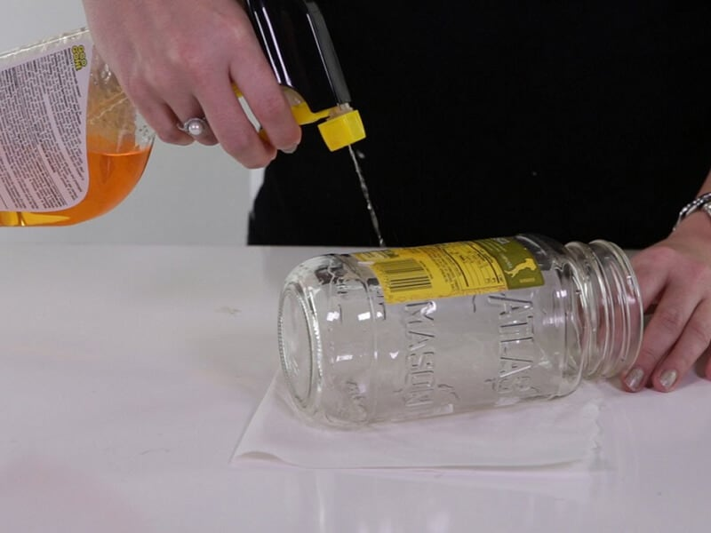 easy ways how to get sticker residue off plastic things