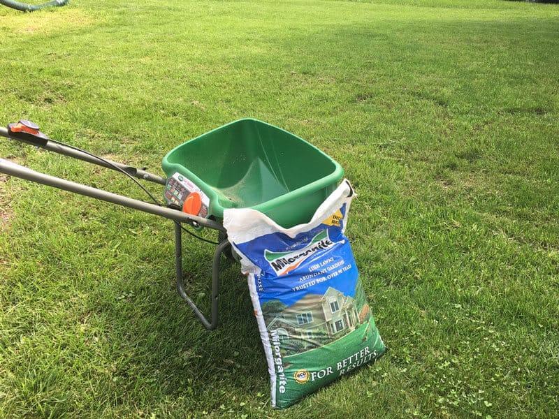 Milorganite as best and safest fertilizers