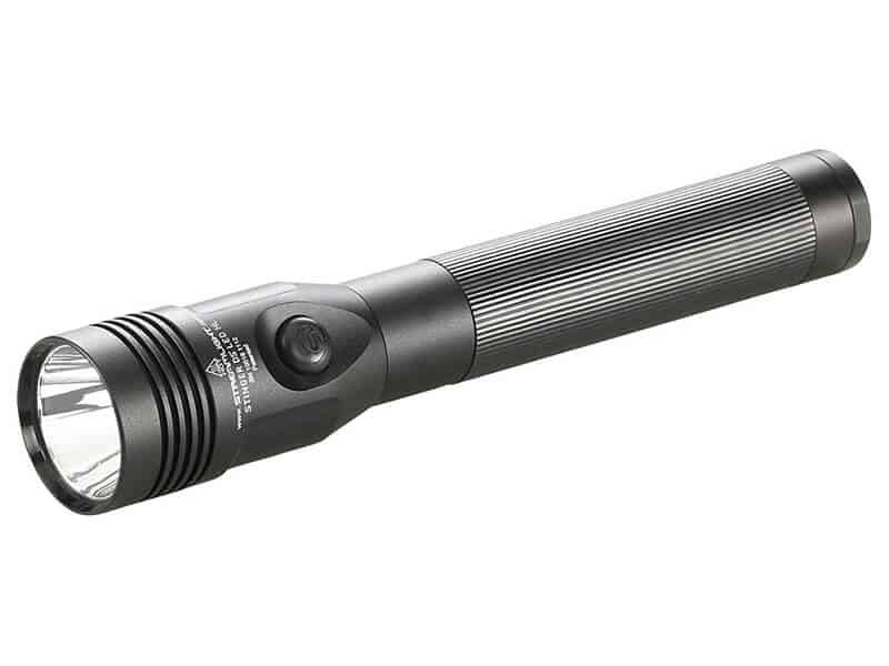 Streamlight 75458 Stinger DS LED High Lumen Rechargeable Flashlight with 120-Volt AC 12-Volt DC