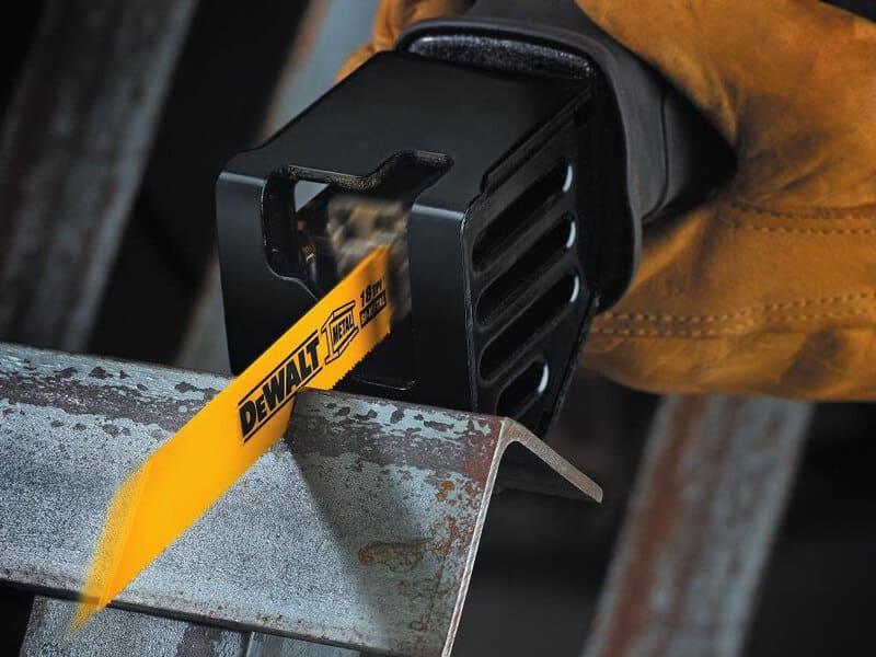 Best Reciprocating Saw DEWALT Reciprocating Saw Blades, Metal - Wood Cutting Set