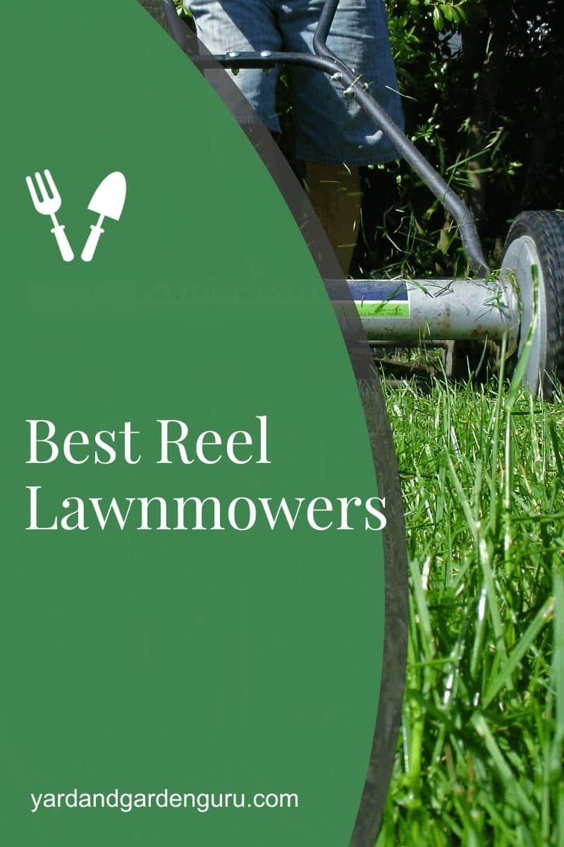 Best Reel Lawnmowers