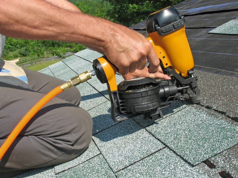 Calculation of Roof Shingles