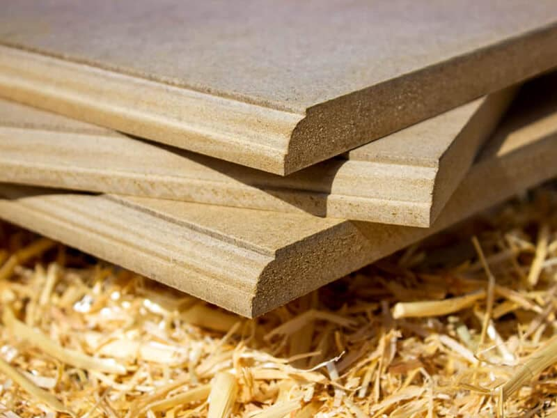 Medium-density fiberboard (MDF) for home improvement projects