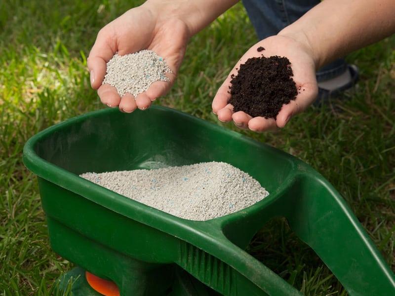 Winter Lawn Fertilizer