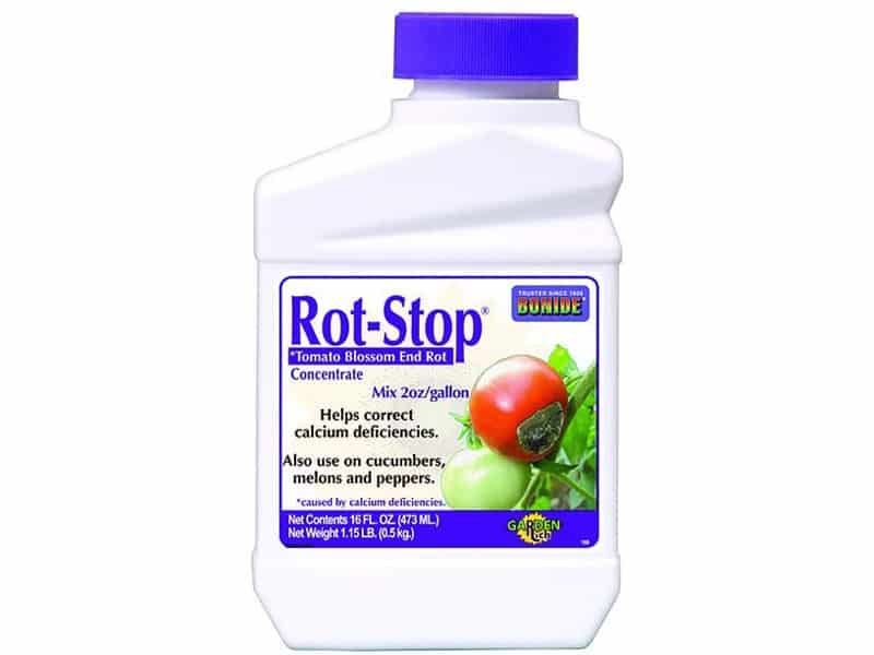 Bonide (BND166) - Rot Stop Tomato Blossom End Rot Concentrate (16 oz.),Brown-A