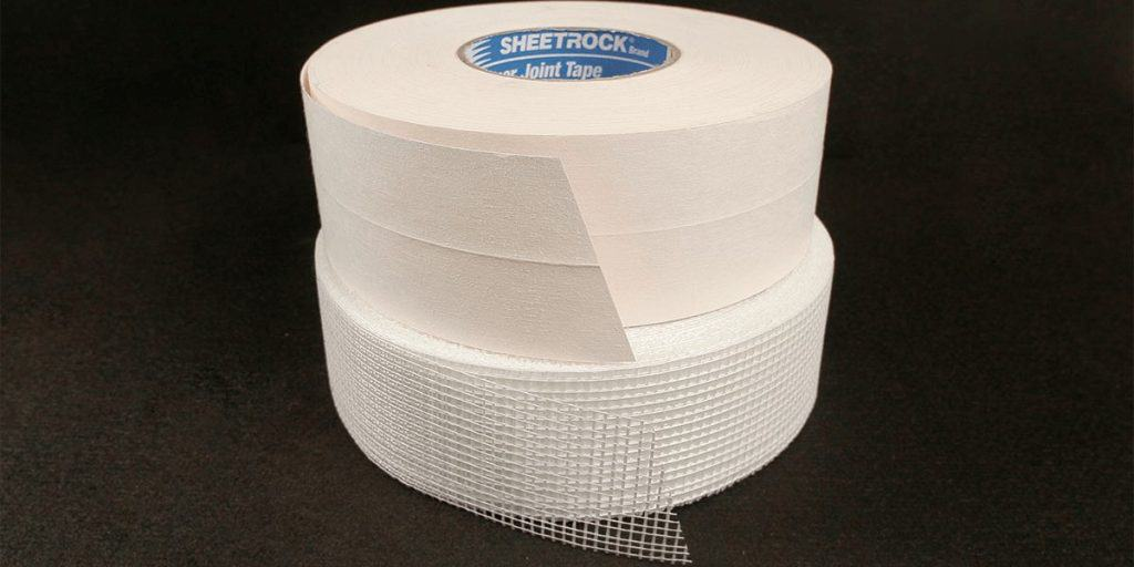 Mesh vs Paper Drywall Tape - What's the Difference