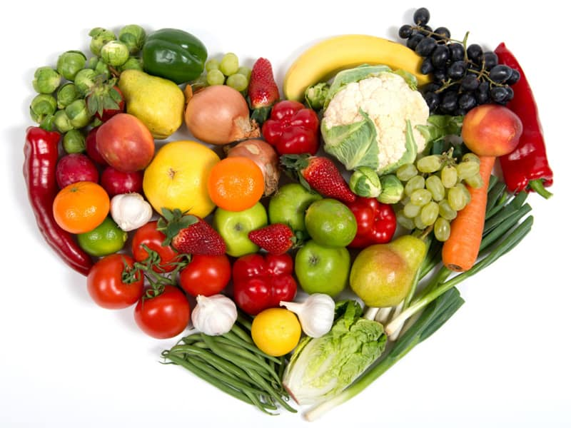 Nutrition of Fruit and Vegetable