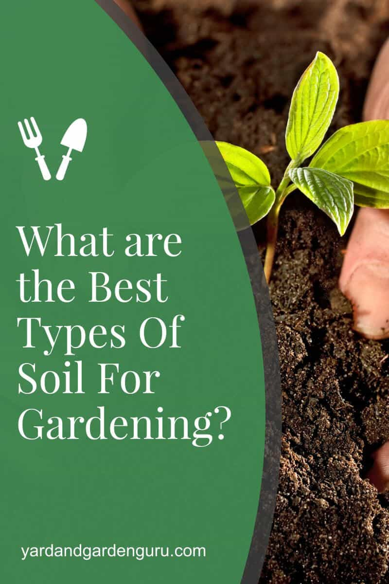 What are the Best Types Of Soil For Gardening