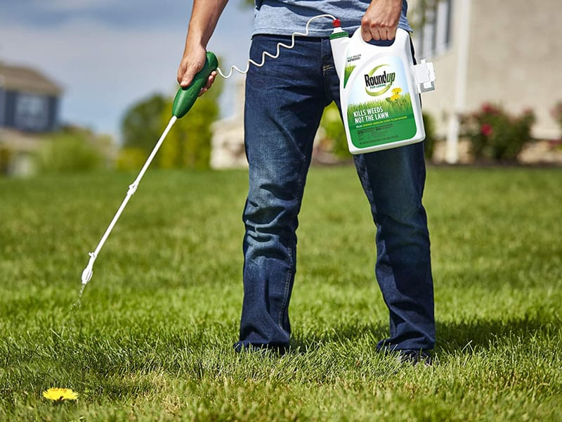 Guide on Application of Weed killers