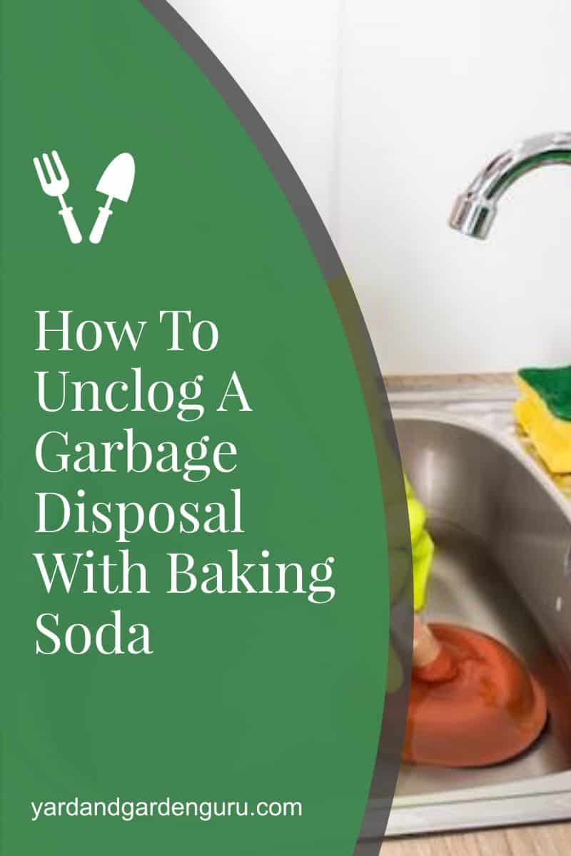 How To Unclog A Garbage Disposal With Baking Soda
