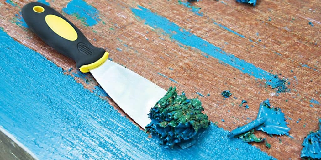How To Paint Over Peeling Paint