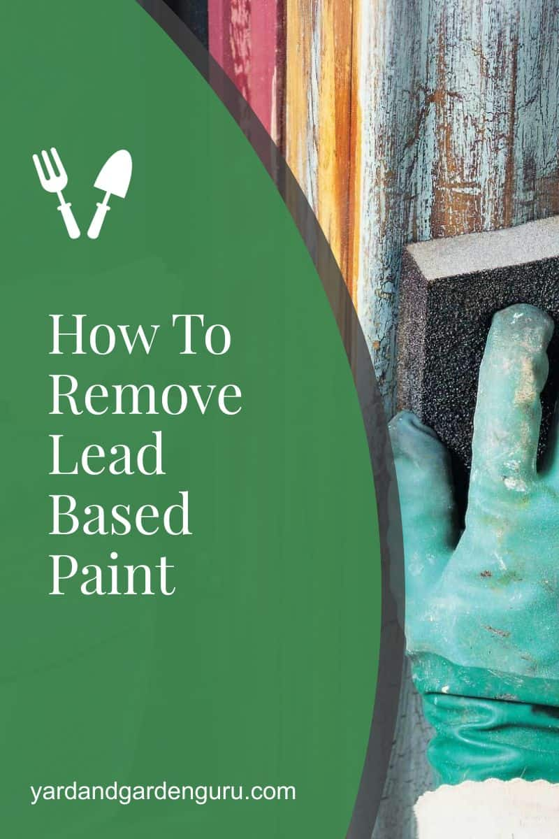 How To Remove Lead Based Paint