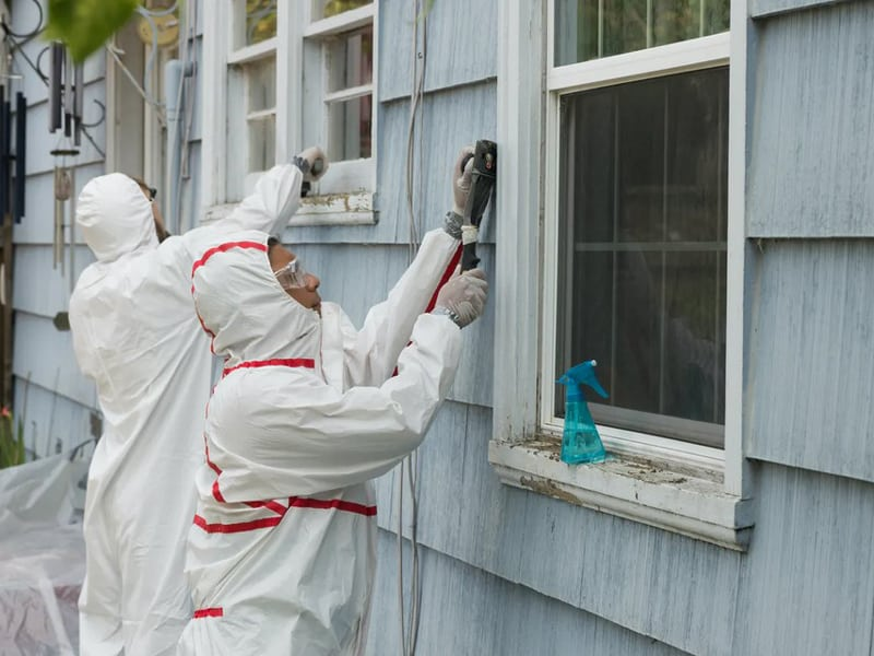 Wear Protective Clothing in Painting