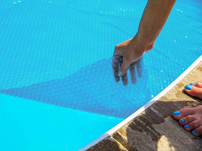 Best Solar Pool Covers Sun2Solar Clear 16-Foot-by-32-Foot Rectangle Solar Cover