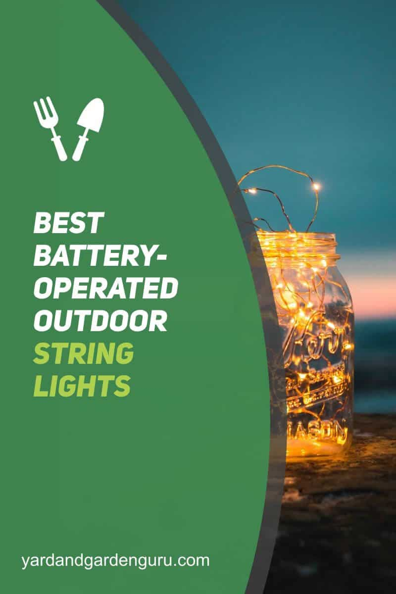 Best Battery-Operated Outdoor String Lights