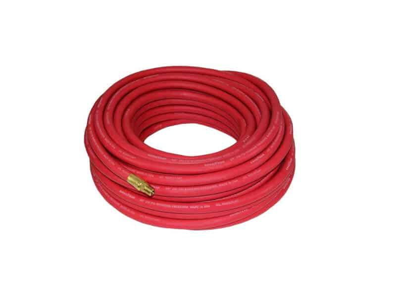 Good Year 12674 Rubber Air Hose Red, 50-Feet x 38-Inch