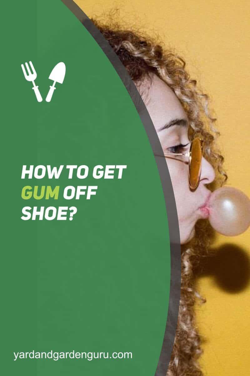 How To Get Gum Off Shoe (1)