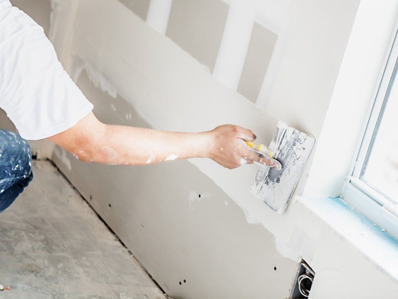 Joint Compound or Spackle